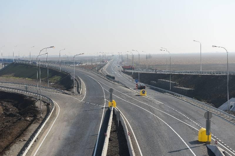 Трасса протяженностью в 80 километров обойдется бюджету в триллион рублей