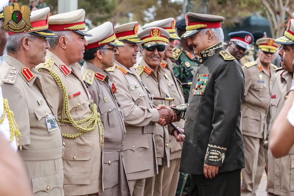 Эксперт о призыве Вашингтона прекратить наступление на Триполи