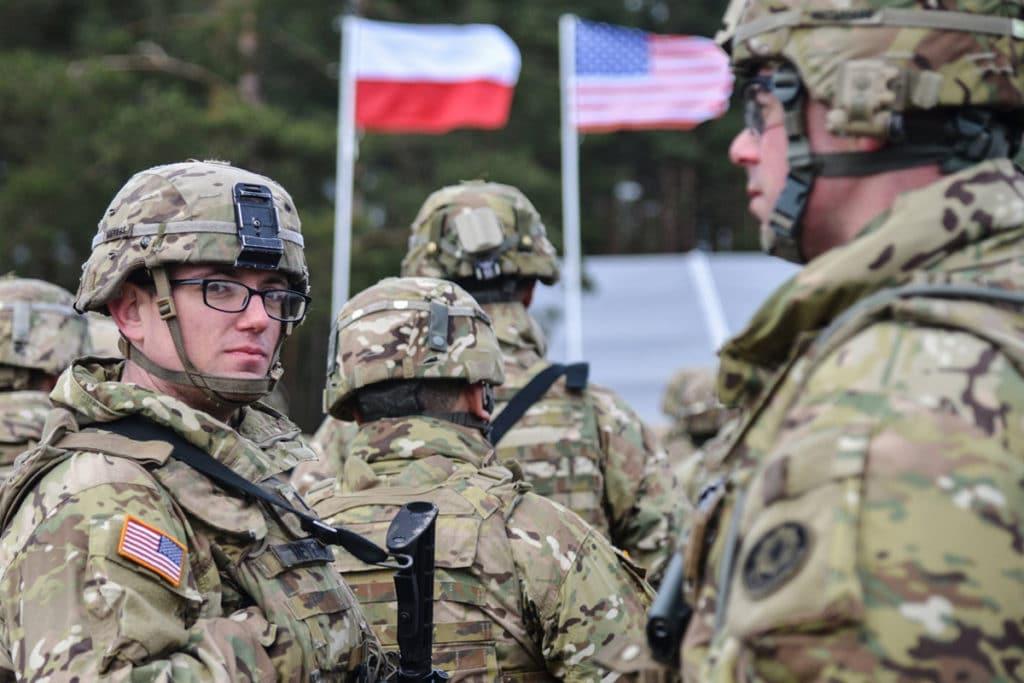 Эксперт о соглашении по новой базе США в Польше