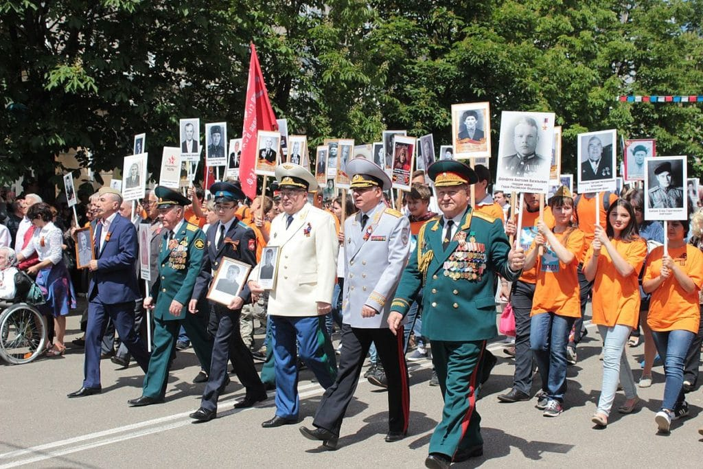 «Бессмертный полк» – единственное по-настоящему народное движение