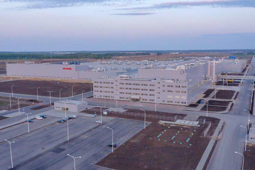 Great Wall Motors все-таки получил льготы от российского правительства на новый завод в Тульской области