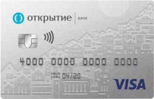 Обзор дебетовой карты Opencard банка Открытие