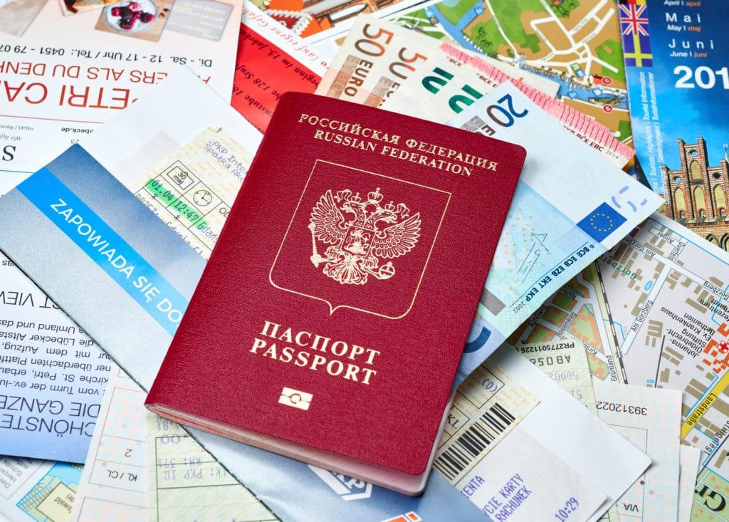 Оформление шенгенской визы — шаг за шагом