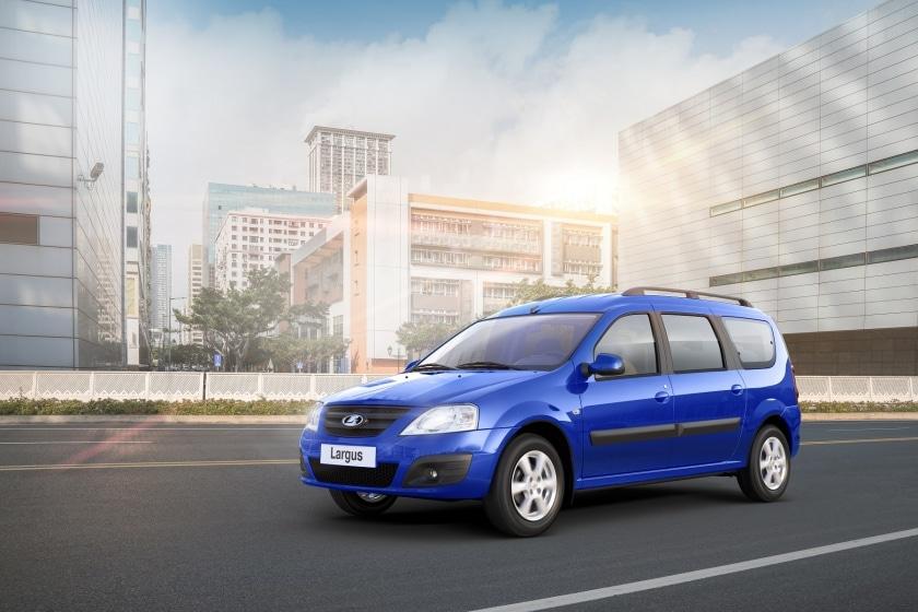 АвтоВАЗ представил обновленный Largus. Цены остаются на прежнем уровне