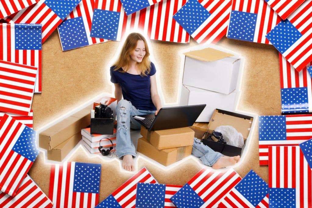 Вопреки санкциям. Как заказать и получить товар из американского интернет-магазина?