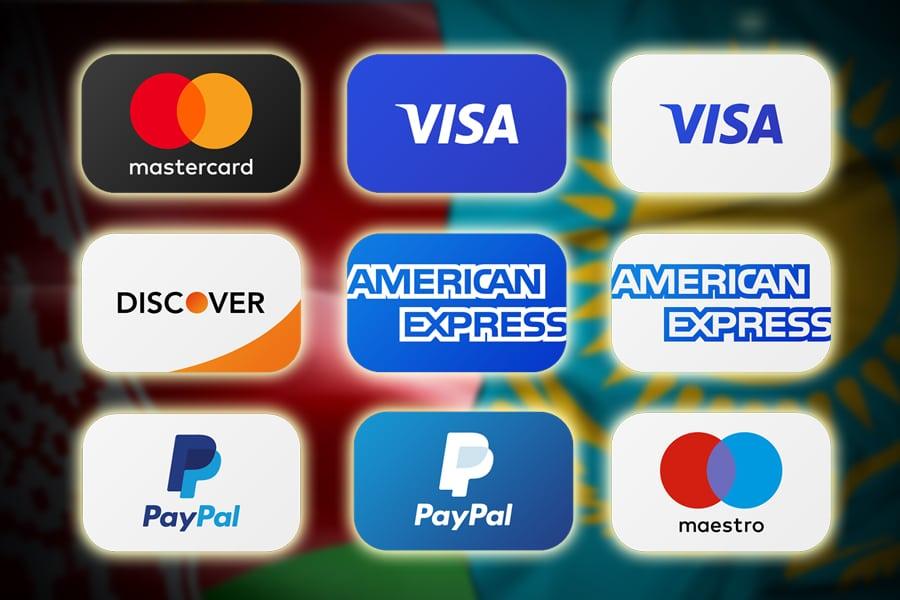 Какие банковские карты взять с собой в Белоруссию и Казахстан?