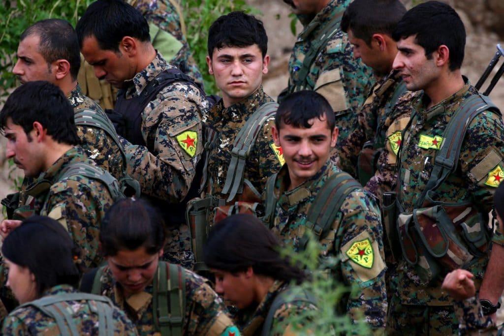 Курды не верят, что США их защитят от Анкары