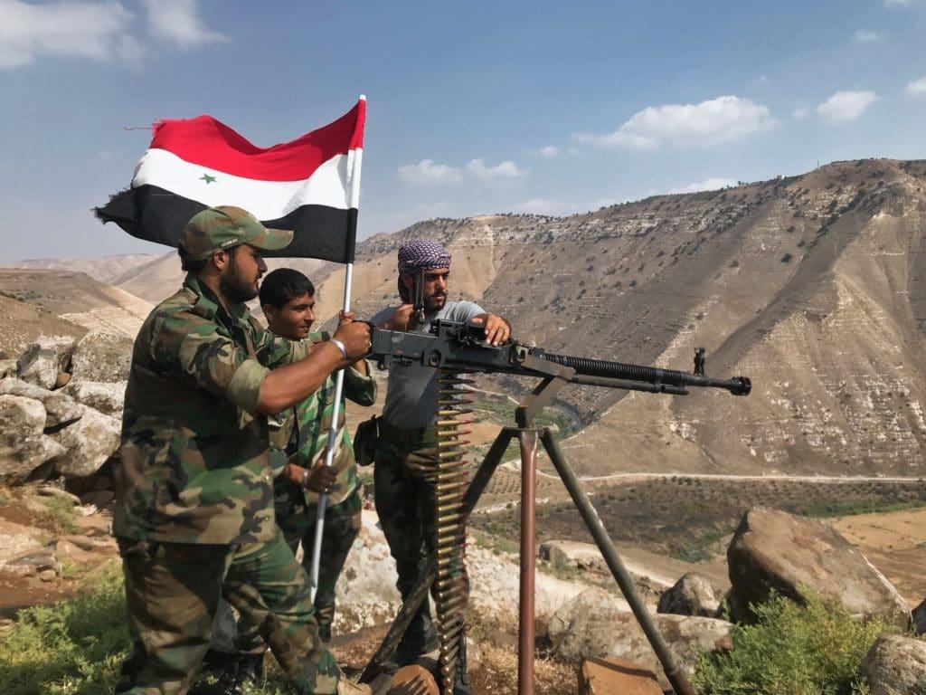 Дамаск встал на защиту сирийских курдов