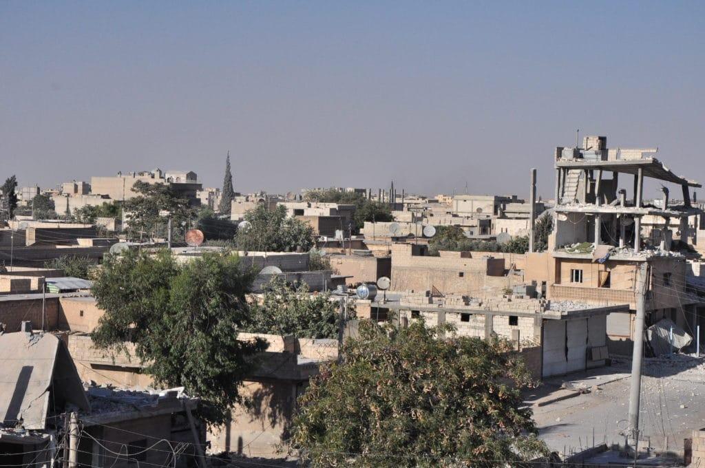 Москва заинтересована в территориальной целостности Сирии