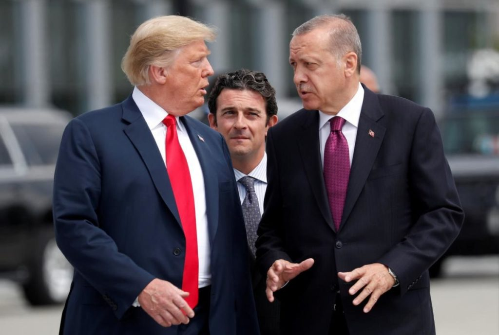 Отчего Трамп посоветовал Эрдогану не стать «дьяволом»?