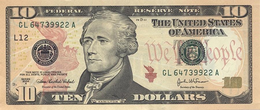 Деньги в америке
