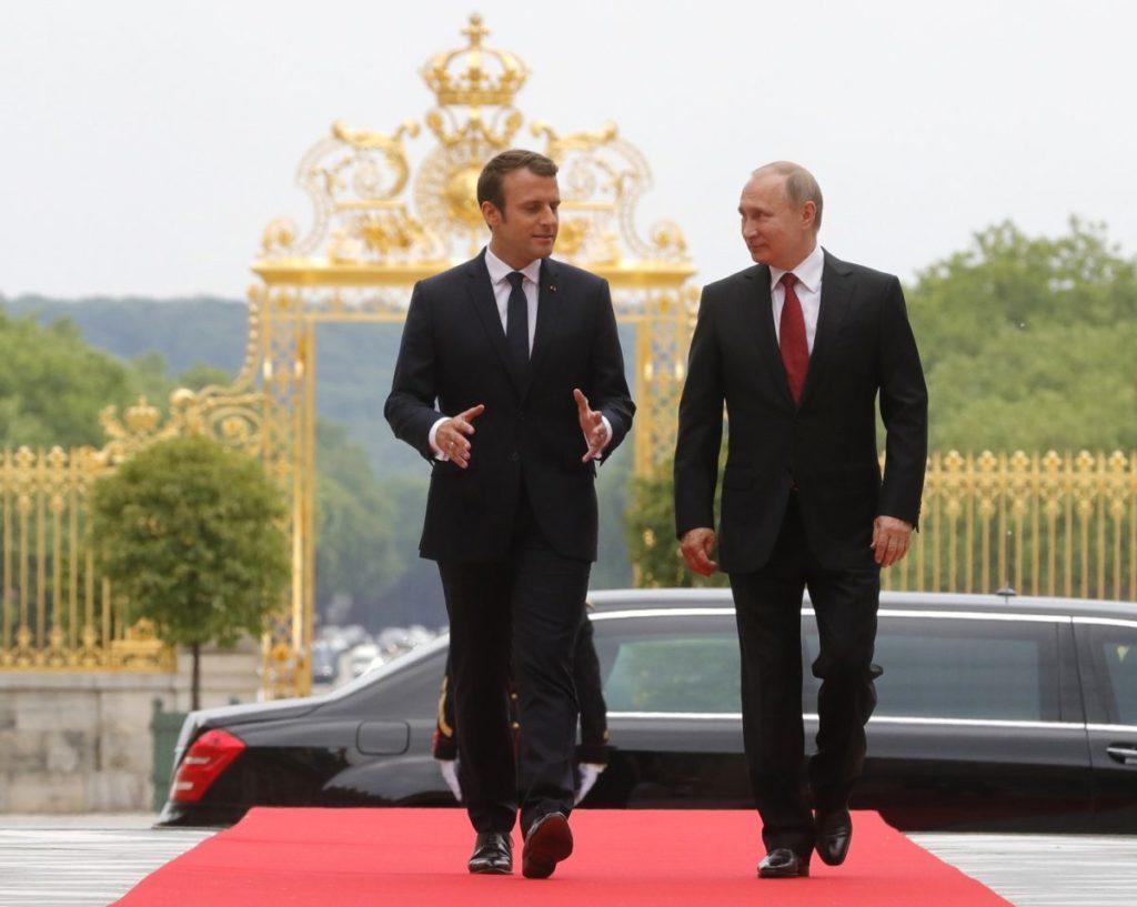В Польше обеспокоены сближением Парижа с Москвой