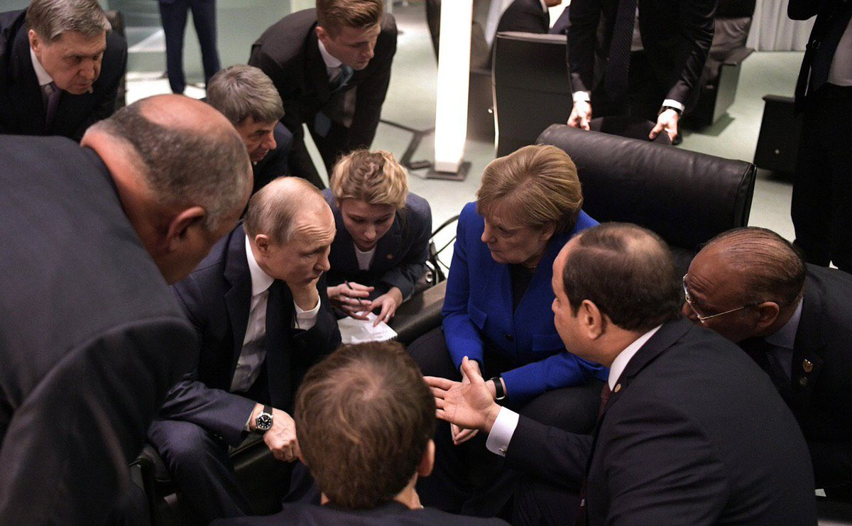 Москва видит подвижки в ливийском диалоге