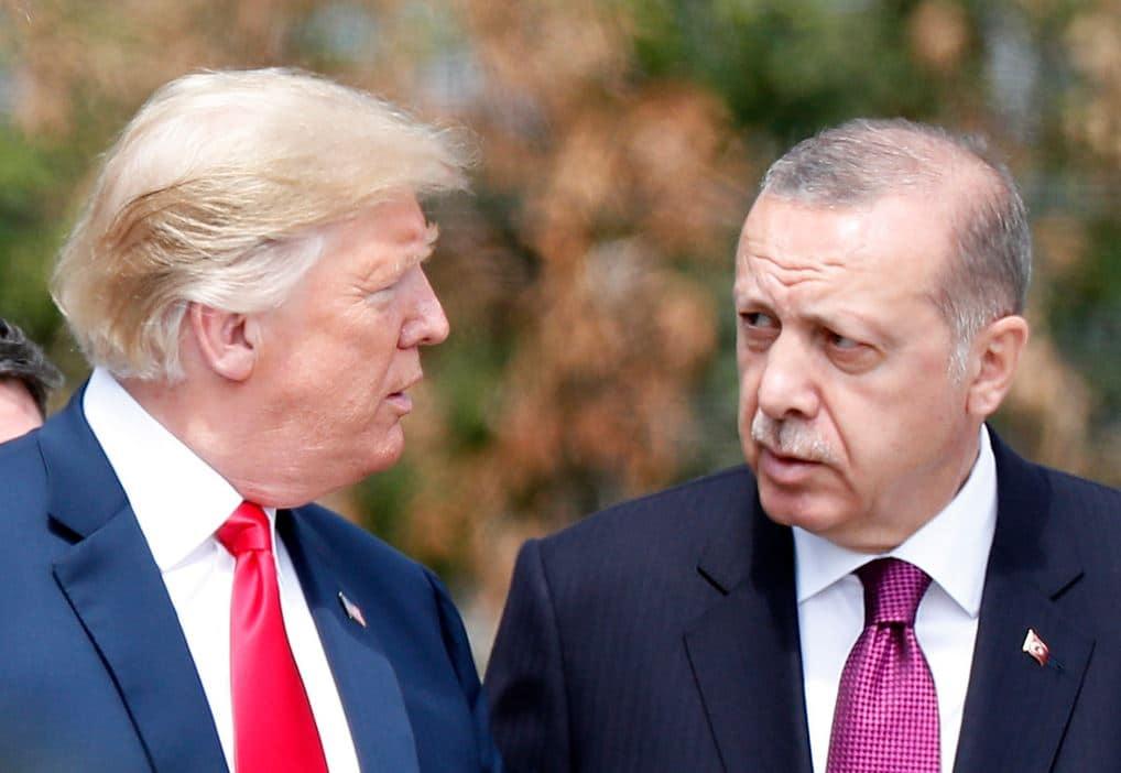 Парадоксы диалога Трампа и Эрдогана
