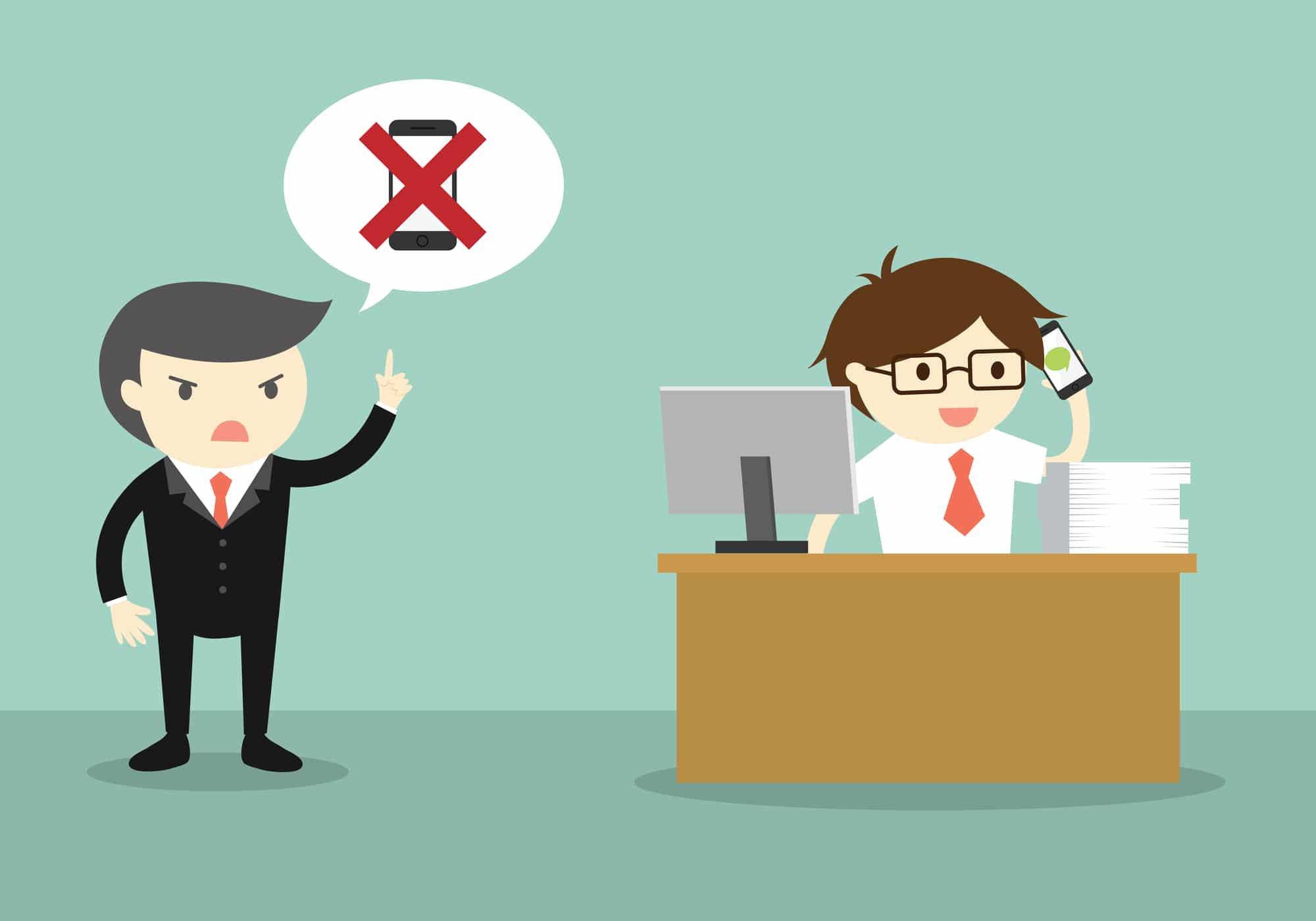 Как эффективно контролировать сотрудника на рабочем месте?