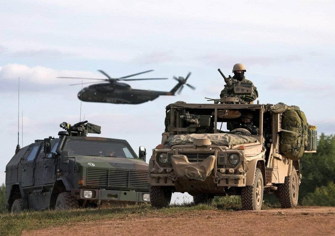 НАТО начало в Польше очередную имитацию войны