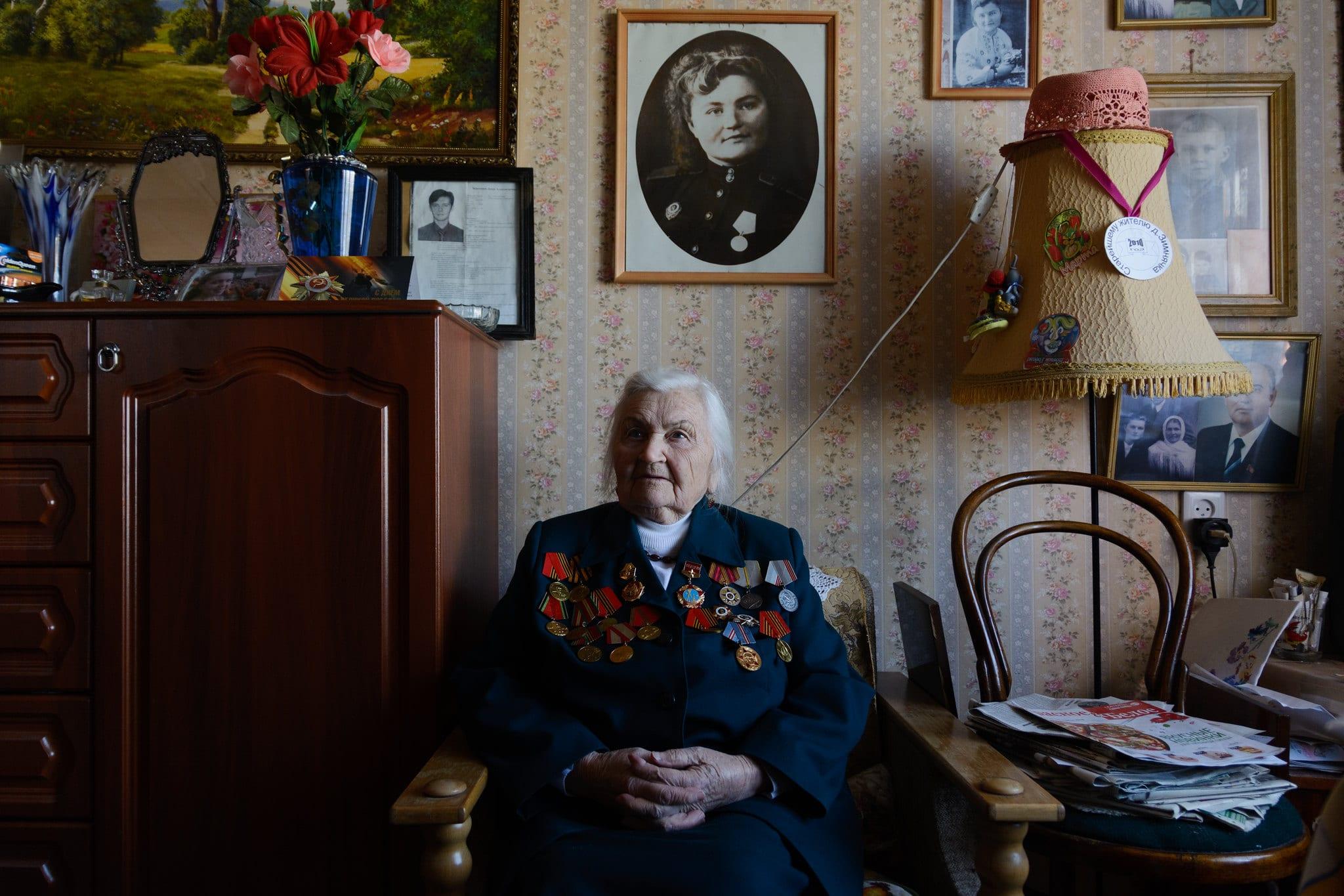 Проблема жилья для ветеранов ВОВ до сих пор не решена, хоть это обещали сделать