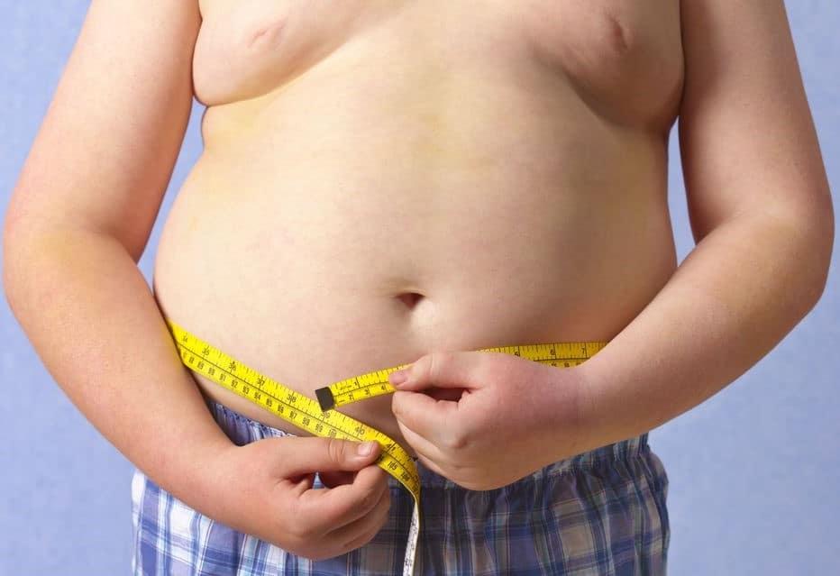 Об опасности детского ожирения