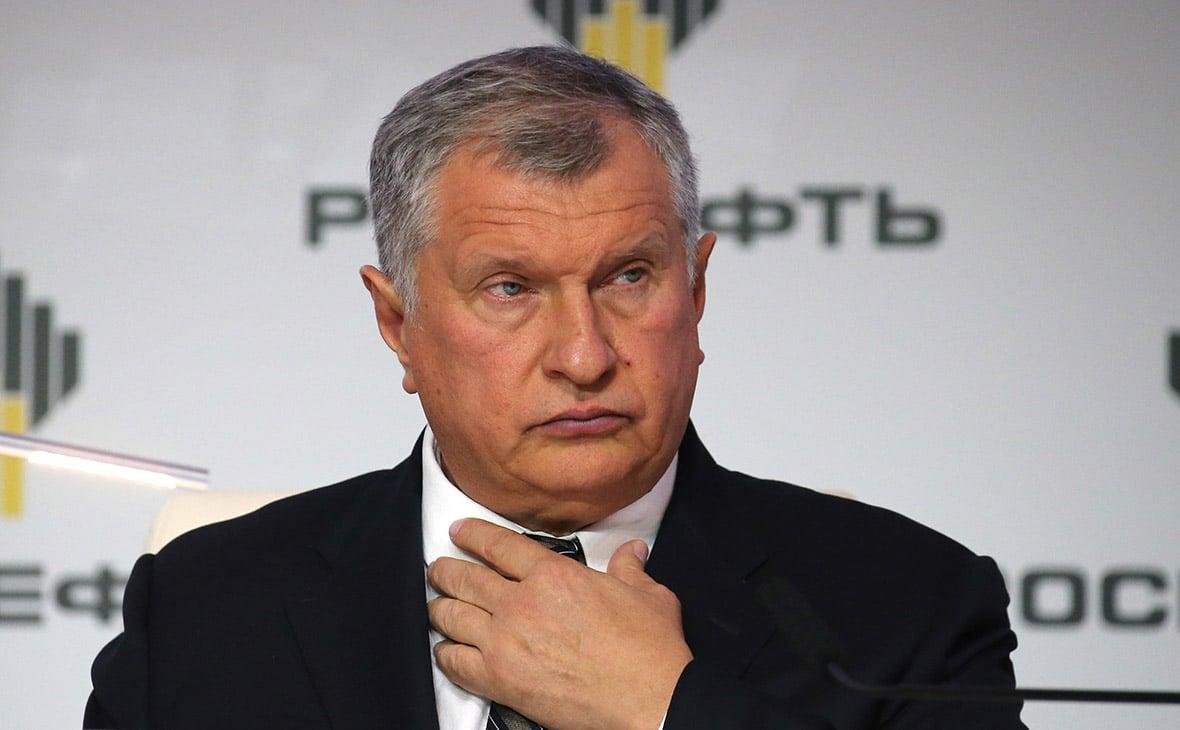 Глава «Роснефти» Игорь Сечин верит в нефть по 60$. Тем временем доллар приближается к 81 рублю