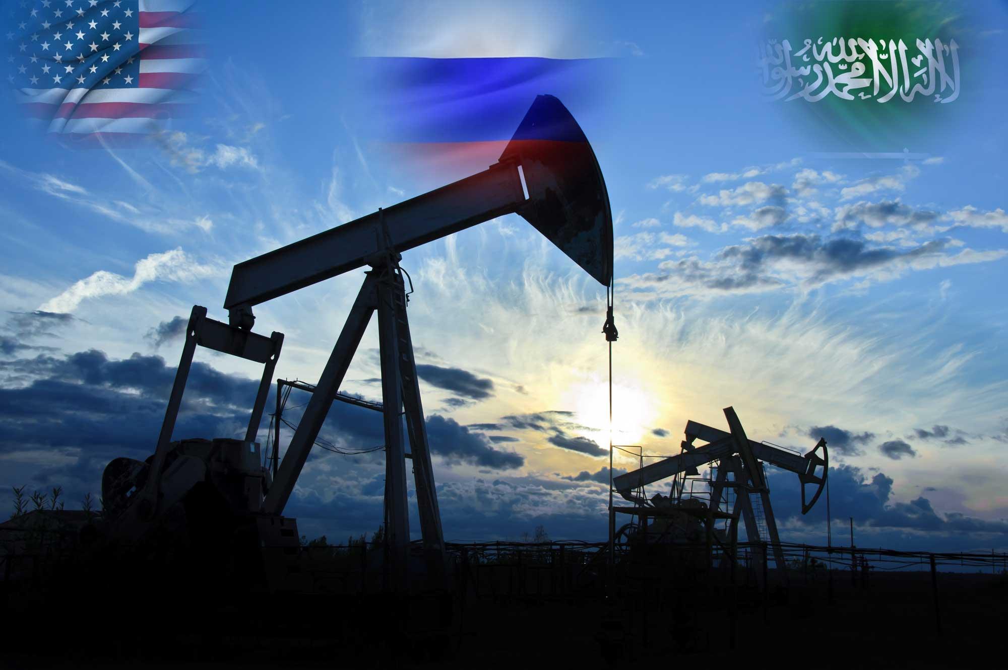 Россия, Саудовская Аравия и США: кто на самом деле «уронил» нефть, и кто от этого больше пострадает?